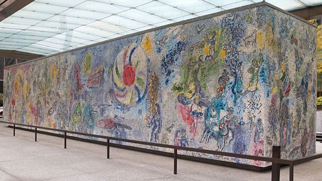 1000 images about chicago sculpture on pinterest parks for 4 seasons mural