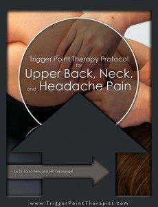 Trigger Point Therapy for Neck Pain and Headaches