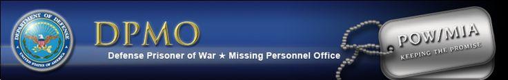 Defense Prisoner of War/Missing Personnel Office