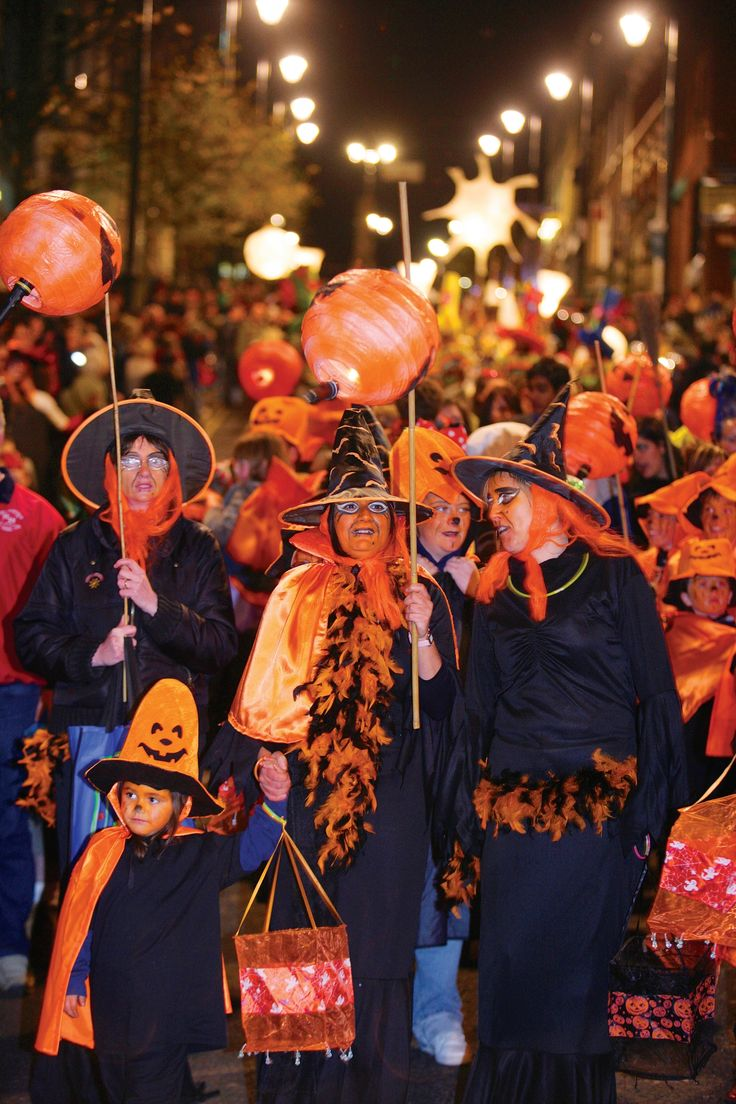 the best place to show off your costume creation the banks of the foyle halloween - What Is Halloween A Celebration Of