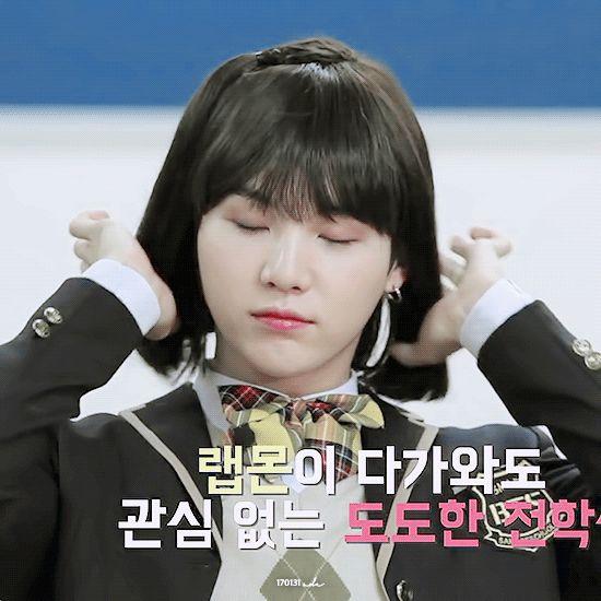 Los internautas aprueban la nueva 'novia' de BTS Jimin   allkpop.com
