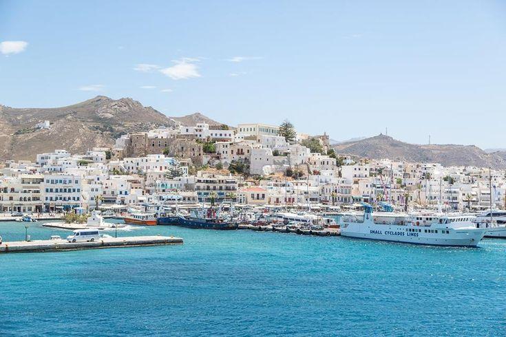 Naxos Greece | Greek Island | Cyclades