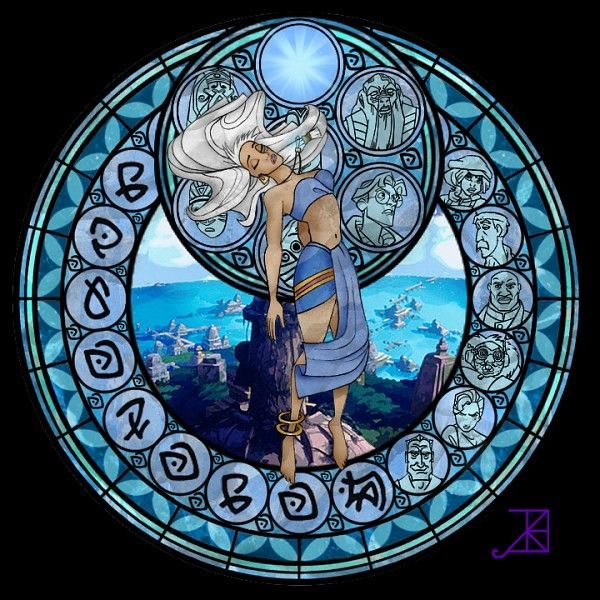 Tags: Anime, Disney, Atlantis: The Lost Empire, Kidagakash Nedakh, Milo James Thatch