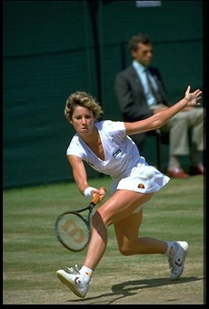 During the 1985 Wimbledon