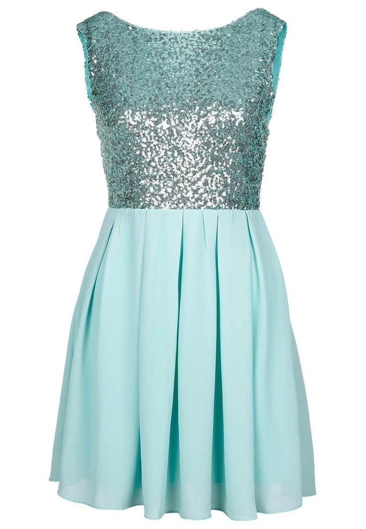 Bridesmaid Dress - turquoise - Suzanne