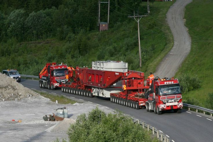 Transport Norway – Netherlands – Norway