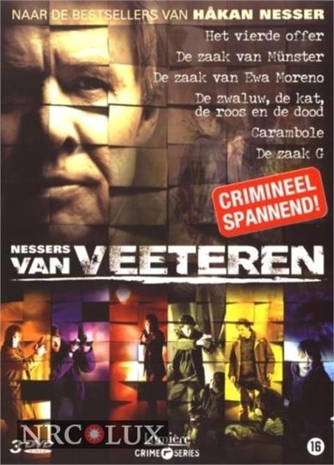Van Veeteren. Swedish TV Series based on the novels written by Håkan Nesser.