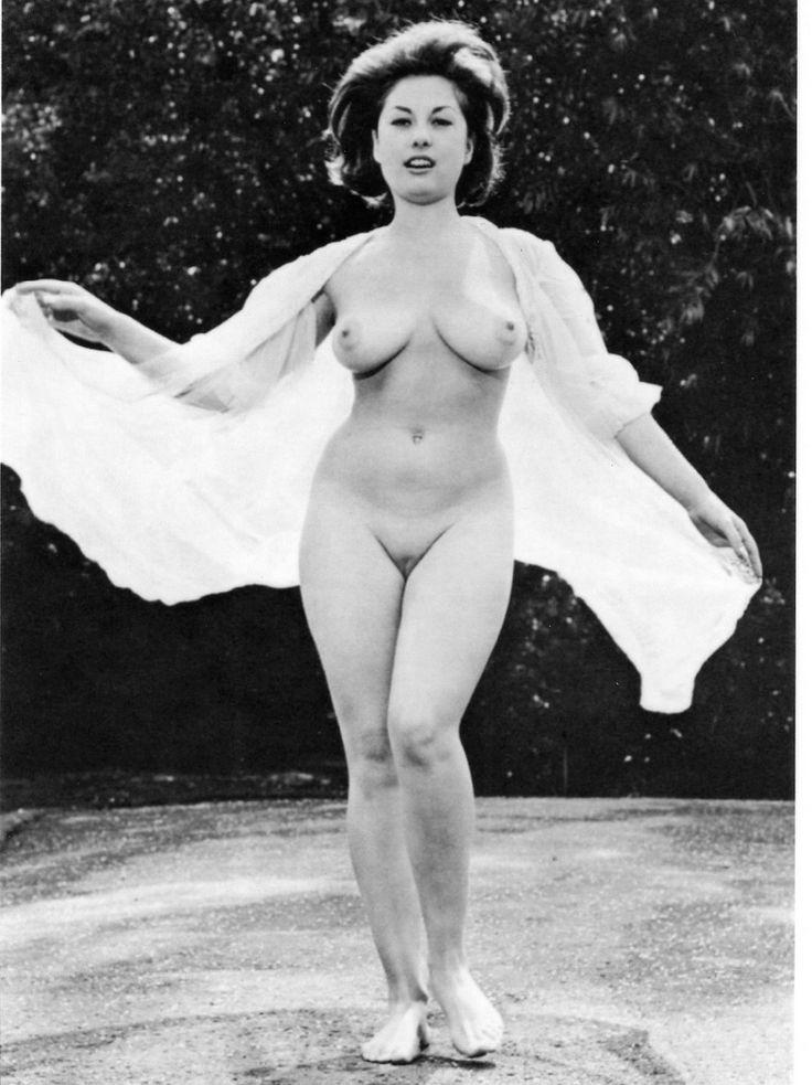 Vintage Erotica Club Girl Sandy