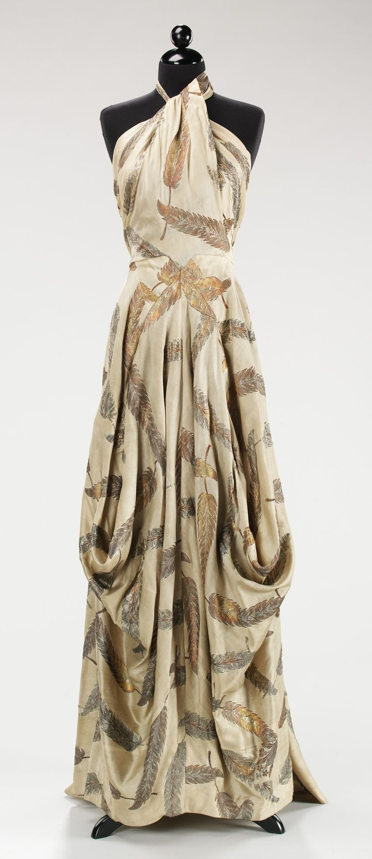 charles james, 1936 holy crap this dress is gorgeous!