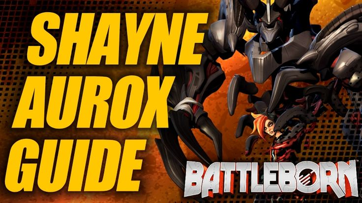 A holistic Battleborn guide to Shayne & Aurox (Rogue). Abilities, helices, gear stats, and loadouts, from both a PvE and PvP perspective.