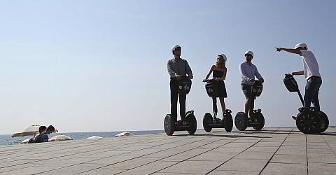 Segway Touren in Barcelona
