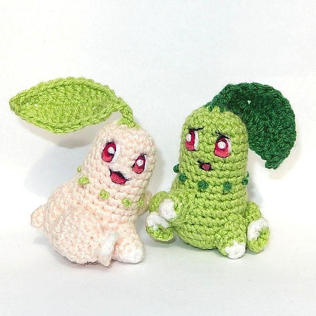 20 best AMIGURUMI POKEMON images on Pinterest | Crochet granny ...