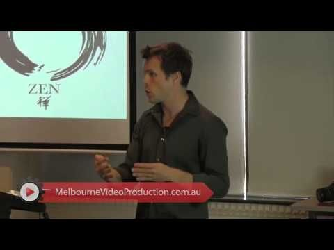 """David Jenyns of Melbourne Video Production will gear you in the right direction of writing your web video scripts. This clip will teach you the 3-part structure strategy – the introduction, main meat and conclusion. He points out the importance of a call to action in any web content.   Did you find this video interesting? To know more about web video production and how you can make one, visit http://www.melbournevideoproduction.com.au/video-seo/video-production-process/"""