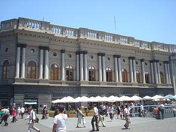 Palacio Arzobispado de Santiago - Chile