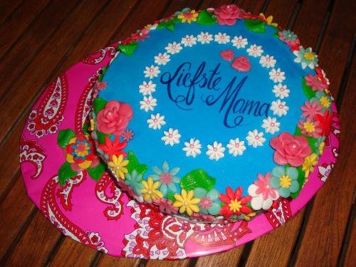 lieve mama taart