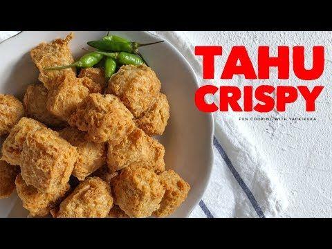 Viral Tahu Crispy Ide Jualan Enak Mudah Crispy Tofu Youtube Resep Tahu Resep Resep Makanan