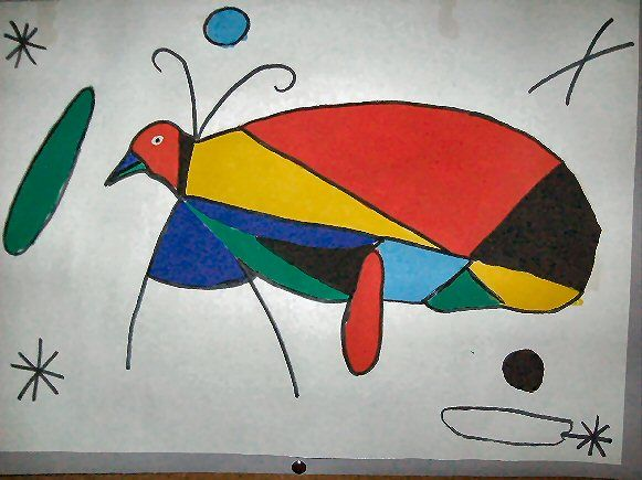 quadres de joan miro biography