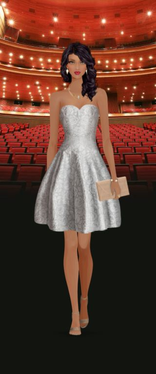 Opening Night of a Broadway Musical (3.79) | Covet Styles (Fashion Game) | Pinterest