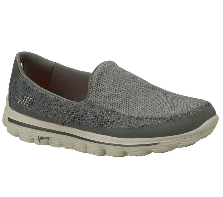 Now there's a better footwear choice for walking with the Skechers GOwalk  2. Designed with