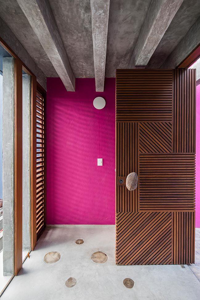 Indian Home Interior Design: Sunset Houses In Tibau Do Sul By Vilela Florez