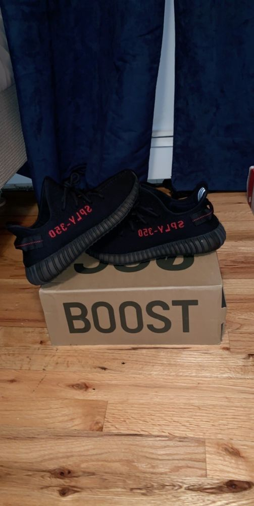 e6dbc28f9565b5 Yeezy 350 Breds DS Size 11.5  fashion  clothing  shoes  accessories   mensshoes