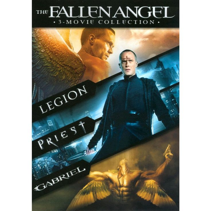 The Fallen Angel 3-Movie Collection (2 Discs) (dvd_video)