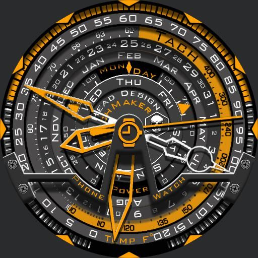 Alex Curran Tribute  watch face preview