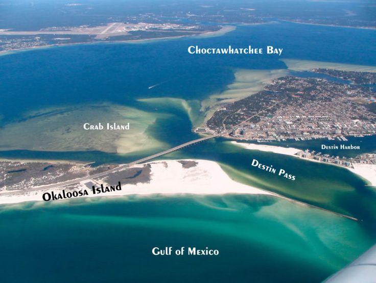 60 best okaloosa island fort walton beach florida for Fort walton beach fishing