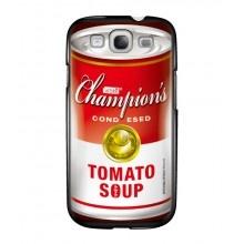 Carcasa Galaxy S3 Uniq-Case - Tomato Soup con protector de pantalla incluido  Bs.F. 184,94