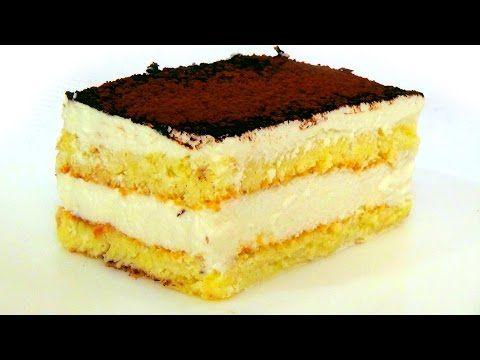 Этот торт подкупает своей простотой и бесподобным сливочно-творожным вкусом!