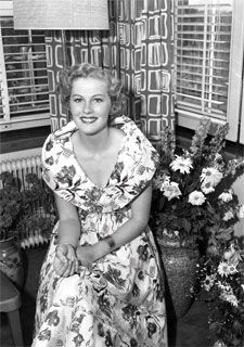 Armi Kuusela, The first ever Miss Universe 1952.