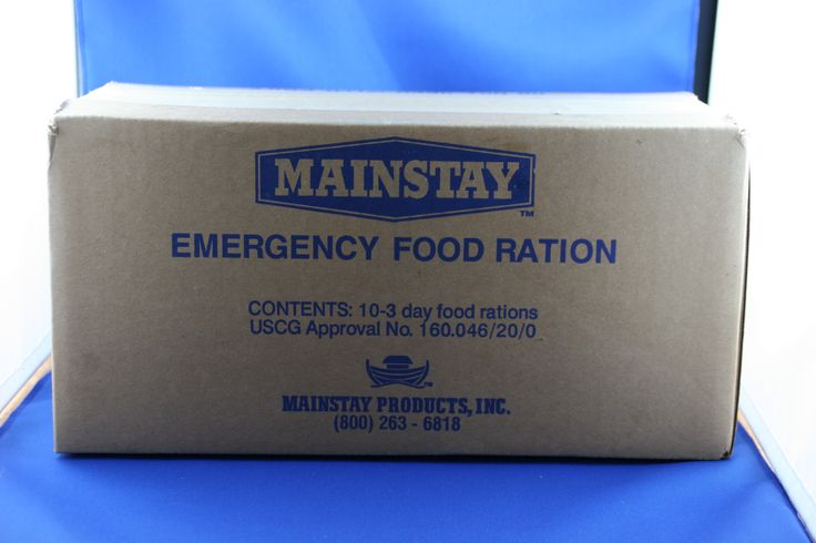 Great discounts when you buy Mainstay food by the case!  - www.survivalstorehouse.com