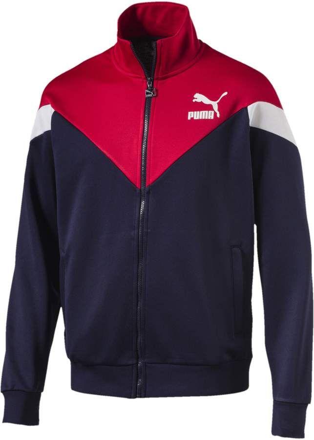 MCS Men's Track Jacket | Puma outfit, Jackets, Puma mens