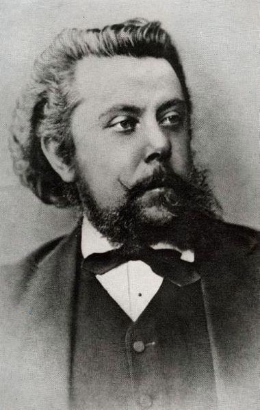 Modest Mussorgsky    Birth Date:March 21, 1839  Death Date:March 28, 1881