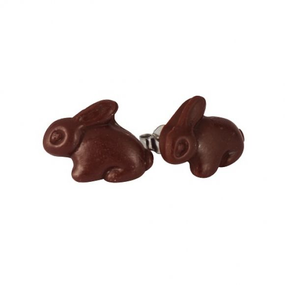 110 best easter gifts images on pinterest gift tags australia chocolate easter bunny stud earrings chocolate easter bunnybuy gifts onlineeaster giftshop negle Image collections