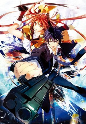Chris Patton, Luci Christian Star in Black Bullet English Dub - News - Anime News Network