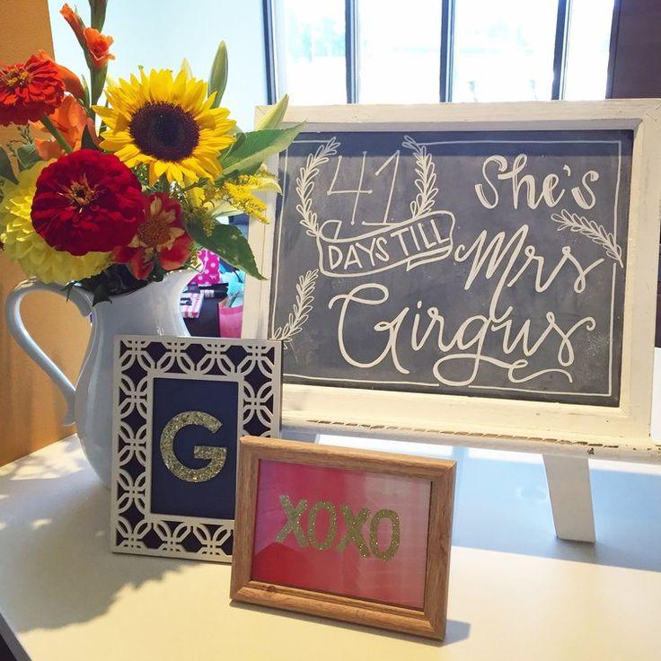 Sunflower Bridal Shower — BRE SHEPPARD