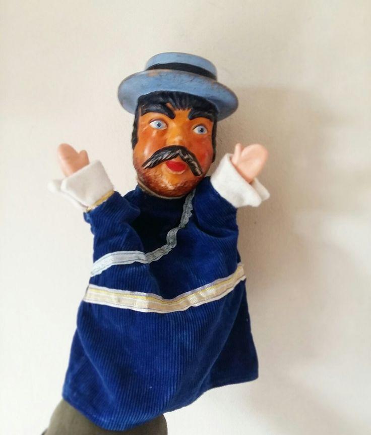 Sergent Garcia - Zorro - Puppet