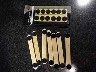 velcro popsicle sticks: Bottle Lids Oh, Idea, Craft Sticks, Bottle Cap, Business Bags, Fine Motors, Crafts Kids, Popsicles Sticks, Crafts Sticks