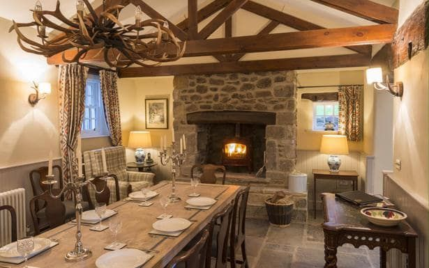 The Devonshire Arms Country House Hotel & Spa,  Bolton Abbey, North Yorkshire, UK