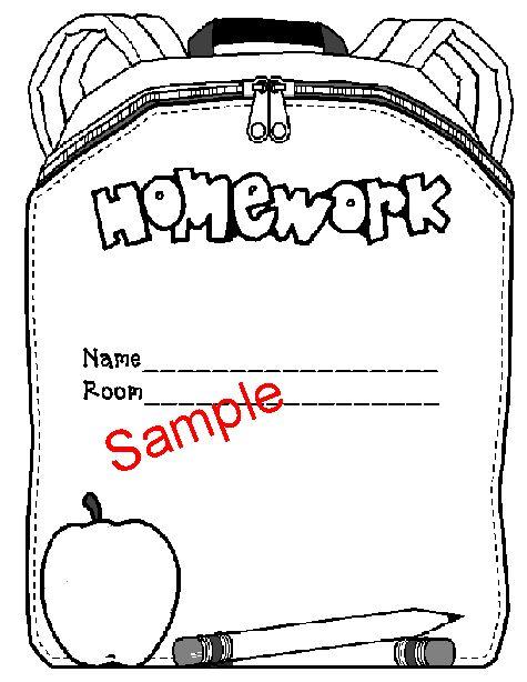 51 best Kindergarten homework images on Pinterest