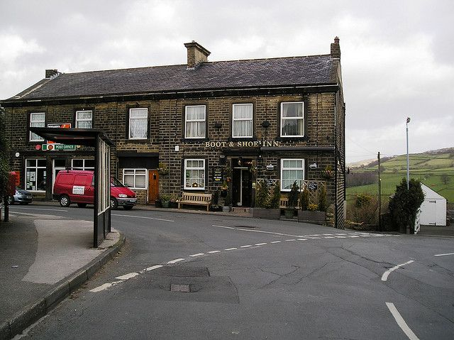 Boot & Shoe Inn, Scholes Huddersfield | Flickr - Photo Sharing!