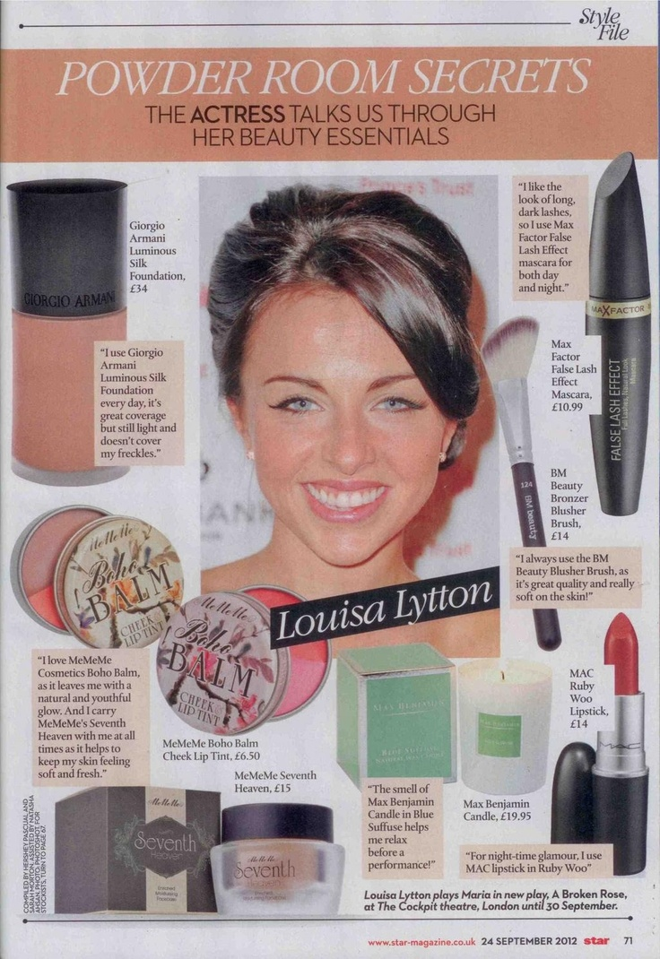 How to... Louisa Lytton