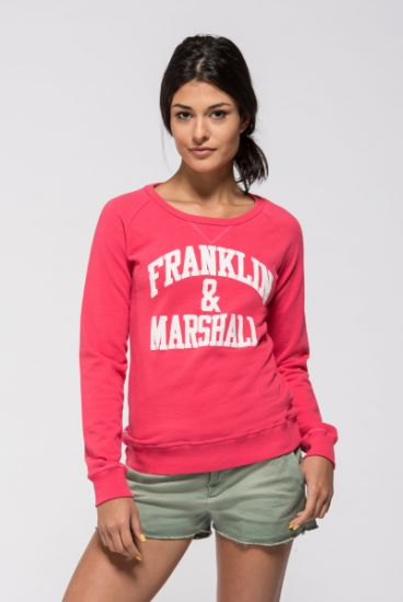 A garment that combines femininity and practicality in Franklin & Marshall style.