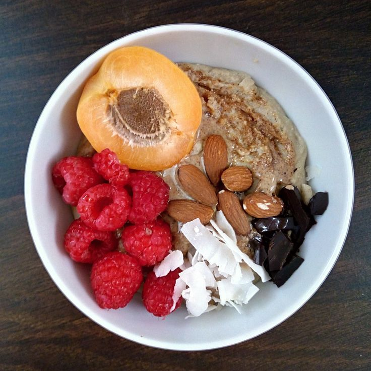 No grain almond lovers porridge Simply & Healthy