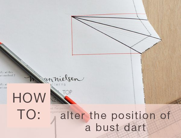 how to alter bust dart height: De Busto, Bust Darts, Altered Positive, Bust Positive, Darts Locations, Darts Height, Altered Bust, Altered Darts, Darts Positive