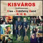 K.G.B. : Kisváros & Kiss Zoltán Zéro: Lábnyomok a parton - Dupla cd-s antológia