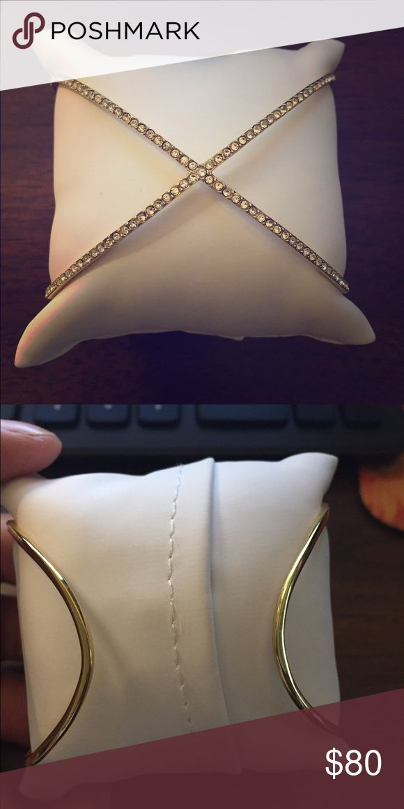 Michael Kors cuff/bracelet Beautiful 14k gold Michael Kors bracelet MICHAEL Michael Kors Jewelry Bracelets