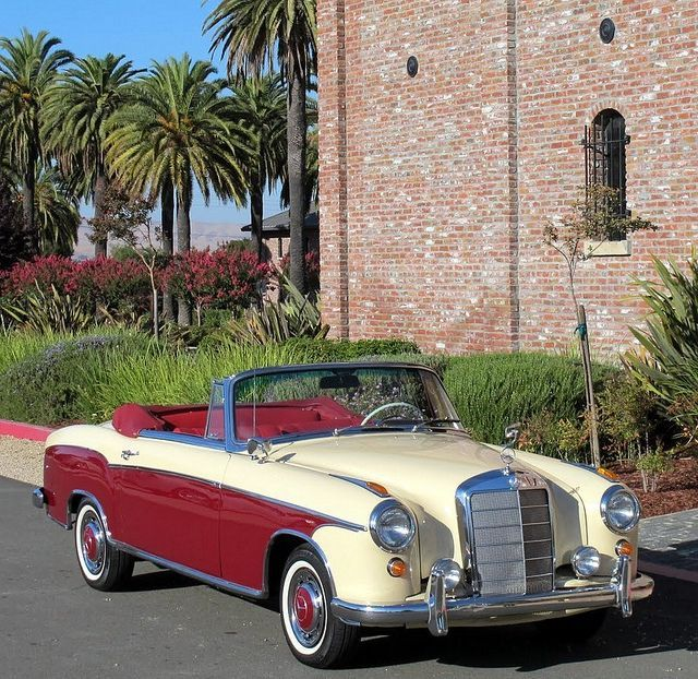 1000 ideas about mercedes convertible on pinterest vintage cars classic cars and classic. Black Bedroom Furniture Sets. Home Design Ideas