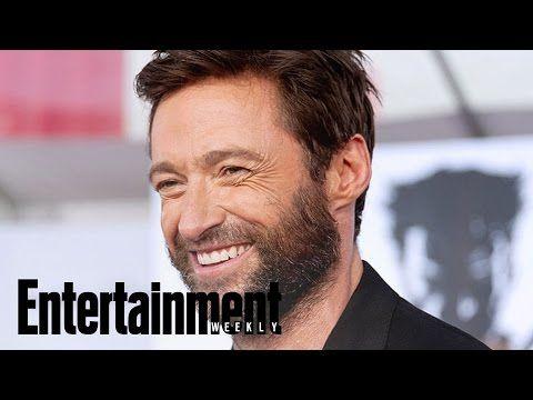 EW: Logan: Hugh Jackman Takes Us Behind The Final Wolverine Film | Cover Shoot | Entertainment Weekly